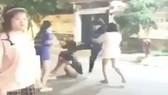 Mâu thuẫn trên mạng khiến học sinh lớp 11 đánh nhau nghiêm trọng