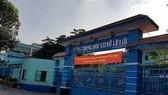 Trường THCS Lê Lợi (quận 3), nơi xảy ra vụ việc cô giáo bắt học sinh viết cam kết không bị điểm kém