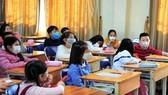 TPHCM: Kiến nghị cung cấp miễn phí khẩu trang cho toàn bộ giáo viên, nhân viên và học sinh