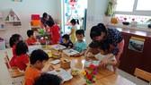 TPHCM: Không tổ chức ăn sáng cho trẻ mầm non khi quay lại trường học