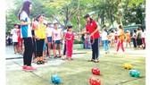 TPHCM: Thời gian sinh hoạt hè kéo dài trong 4 tuần từ 19-7 đến 16-8