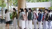 TPHCM: Khuyến khích học sinh đeo khẩu trang trong lớp học phòng chống dịch Covid-19
