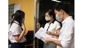 TPHCM: Thí sinh thoải mái bước vào môn thi đầu tiên của kỳ thi tốt nghiệp THPT năm 2020