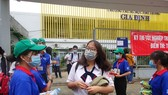Trường THPT Gia Định: Không bắt buộc phụ huynh đóng tất cả khoản thu hỗ trợ công trình trường học