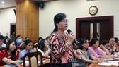TPHCM: Bàn giải pháp khắc phục khó khăn của chương trình GDPT mới