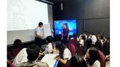Trường học đầu tiên đưa ứng dụng 3D vào dạy môn Toán