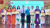 Công đoàn ngành giáo dục TPHCM kỷ niệm 44 năm thành lập