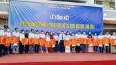 Gần 5.700 học sinh được trao huy chương tại kỳ thi Olympic tháng 4 TPHCM