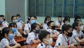TPHCM: Áp lực chỗ học căng thẳng hơn trong năm học mới do ảnh hưởng của dịch Covid-19