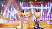 3 thí sinh xuất sắc trong đêm chung kết Người đẹp xứ dừa 2019