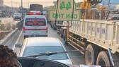 Nhiều phương án để hạn chế ùn tắc giao thông cục bộ qua cầu Rạch Miễu