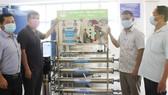 Bàn giao 11 máy lọc nước cho tỉnh Bến Tre