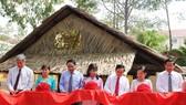 Khánh thành di tích Cây Da Đôi và phục chế nhà làm việc của nữ tướng Nguyễn Thị Định