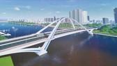 Khởi công xây dựng cầu Trần Hoàng Na bắc qua sông Cần Thơ