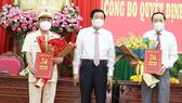 Đồng chí Nguyễn Thành Thế giữ chức Phó Bí thư Tỉnh ủy Vĩnh Long