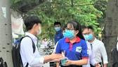 Bến Tre: Học sinh khối 12 tại huyện Thạnh Phú bắt đầu học trực tiếp
