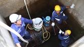 Khắc phục sự cố xì nước, 6 quận tại TPHCM có thể bị cúp nước