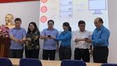 Ban Thường vụ LĐLĐ TPHCM ra mắt trang thông tin chiều 14-10
