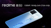 realme 8Pro, sản phẩm mới của realme
