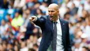 HLV Zinedine Zidane tin Real Madrid là đội không dễ bị khuất phục. Ảnh: Getty Images