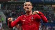 Cristiano thiết lập 2 kỷ lục World Cup.