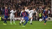 Neymar từng giúp Barcelona lội ngược dòng trước PSG