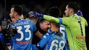 HLV Gattuso ăn mừng chiến thắng