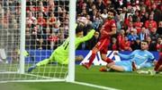 Mo Salah ghi bàn thắng đẹp nhất mùa giải