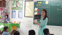 Schools in HCMC are adjusting their teaching curriculum due to the newest Covid-19 outbreak in Vietnam. (Photo: SGGP)