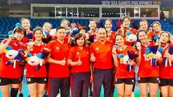 Đội tuyển bóng chuyền nữ VIệt Nam chưa có lịch tập trung trong năm 2021. Ảnh: DŨNG PHƯƠNG