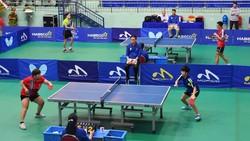 Các tay vợt bóng bàn Việt Nam sẽ thi đấu trở lại vào cuối tháng 11.
