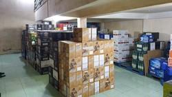 Phát hiện kho rượu ngoại nhập lậu số lượng lớn trị giá hơn 7 tỷ đồng