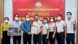 """SCB """"chia lửa"""" cùng Bắc Ninh, Bắc Giang"""