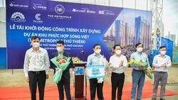 Tái khởi động dự án Khu phức hợp Sóng Việt – The Metropole Thủ Thiêm
