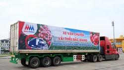 MM Mega hỗ trợ nông sản Bắc Giang