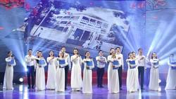 """Ca khúc """"Bài ca về mái trường"""" của nhạc sĩ Nguyễn Ngọc Thịnh mở màn buổi lễ trao giải"""