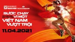 Khởi động Giải Marathon quốc tế TPHCM Techcombank