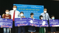 Tổng Công ty Điện lực TPHCM đỡ đầu 35 trẻ em mồ côi do Covid-19 đến năm 18 tuổi
