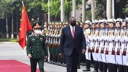 Việt Nam và Hoa Kỳ tiếp tục thúc đẩy hợp tác quốc phòng