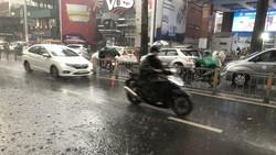 Chiều tối nay, TPHCM sẽ mưa lớn