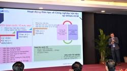 Tập trung đẩy mạnh phát triển nguồn nhân lực về công nghiệp vật liệu quốc gia