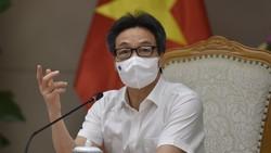 Phó Thủ tướng Vũ Đức Đam tha thiết kêu gọi các tỉnh nhường một phần vắc xin cho TPHCM tiêm trước