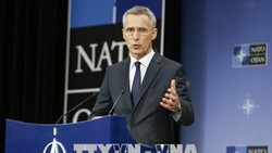 Tổng Thư ký Tổ chức Hiệp ước Bắc Đại Tây Dương (NATO) Jens Stoltenberg. Ảnh: THX/TTXVN