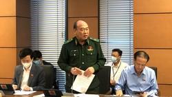 Thiếu tướng Lê Quang Đạo, Phó tư lệnh kiêm Tham mưu trưởng Bộ đội Biên phòng (Bộ Quốc phòng) được Thủ tướng bổ nhiệm giữ chức Tư lệnh Cảnh sát biển Việt Nam (Bộ Quốc phòng). Ảnh: baotintuc.vn