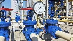 Hệ thống đường ống dẫn khí đốt của Tập đoàn Gazprom (Nga). Ảnh: EPA/TTXVN