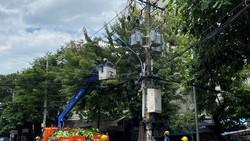 Đảm bảo cấp điện liên tục, an toàn mùa mưa bão