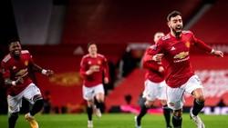 Bruno Fernandes tiếp tục truyền cảm hứng chiến thắng cho Man.United. Ảnh: Getty Images
