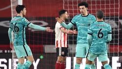 Liverpool giành chiến thắng kịp lúc dể trở lại cuộc đua tốp 4. Ảnh: Getty Images