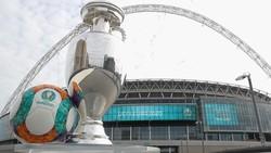 """Sân Wembley vốn là """"trái tim"""" của kỳ giải Euro 2020."""