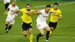 Những ngôi sao giàu kinh nghiệm như Ivan Rakitic rất quan trọng đối với nỗ lực của Sevilla. Ảnh: Getty Images